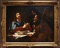 Giovan battista piazzetta, cena in emmaus, 1720 ca. 01.jpg