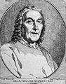 Giovanni Battista Morgagni (1682 - 1771), Italian anatomist Wellcome L0006683.jpg