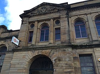 Glasgow Women's Library - Image: Glasgow Women's Library exterior