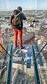 Glazen balkon, Sint-Eusebiuskerk Arnhem-111254.jpg