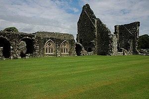 Glenluce - Glenluce Abbey