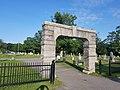 Glenwood Cemetery Entrance in Maynard MA Massachusetts on Parker Street.jpg