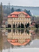 Gleusdorf Schloss Hochwasser P1063565.jpg