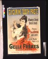 Glycerine tooth paste - Gellé Frères perfumers 6, Avenue de l'Opéra, 6, Paris - J. Chéret. LCCN2008680274.tif