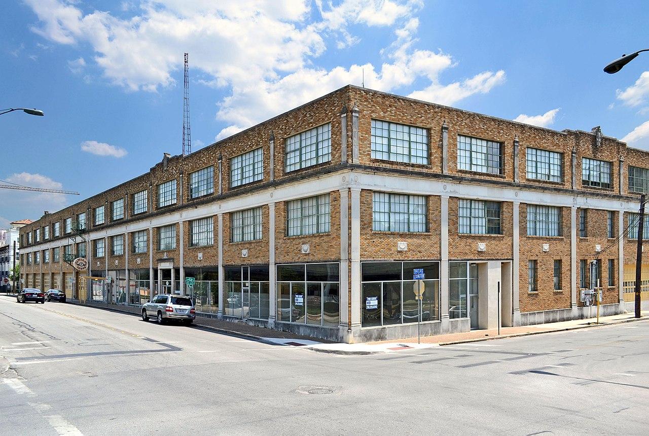 File Goad Motor Company Building San Antonio Texas Jpg