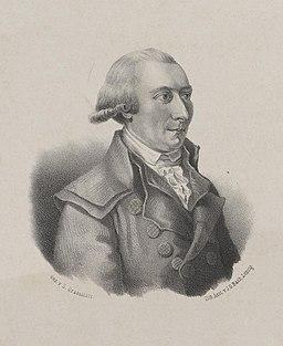 Georg Joachim Göschen, Goeschen by Graenicher