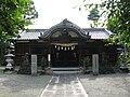 Goryo-jinja (Nakanocho, Gojo, Nara)1.jpg