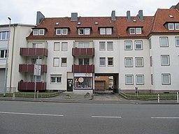 Goslarsche Straße in Hildesheim