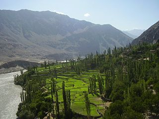 Place in Gilgit-Baltistan, Pakistan