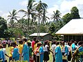 Graduation day at Sir Dudley Tuti College, Isabel, Solomon Islands.jpg