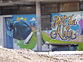 Graffiti Tram Port du Rhin 28022015.JPG