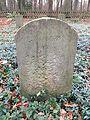 Graffsteen op'n Jöödschen Karkhoff Cuxhoben 35.jpg
