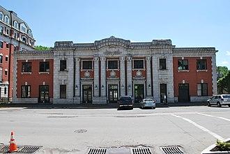 Grafton, West Virginia - Image: Grafton B&O Depot