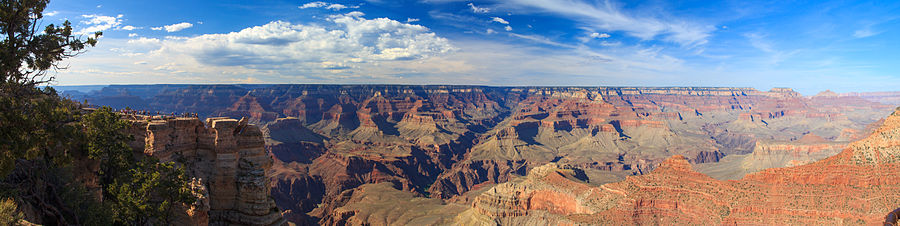 Grand Canyon Panorama 2013