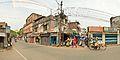 Grand Trunk Road and Sibpur Road Crossing - Sibpur Bazaar Area - Howrah 2014-06-15 5072-5075 Compress.JPG