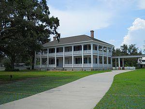 Grass Lawn (Gulfport, Mississippi) - Replica of Grass Lawn 2012, designated Grasslawn II
