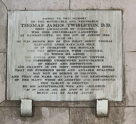 Gravestone of Hon. Rev Dr Archdeacon Thomas James Twisleton.jpg