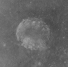 格里夫斯陨石坑