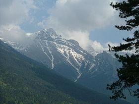 олимп гора картинка