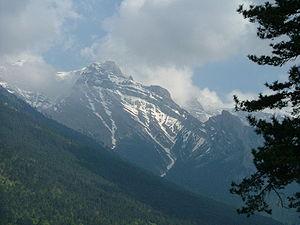 Sacred mountains - Mount Olympus