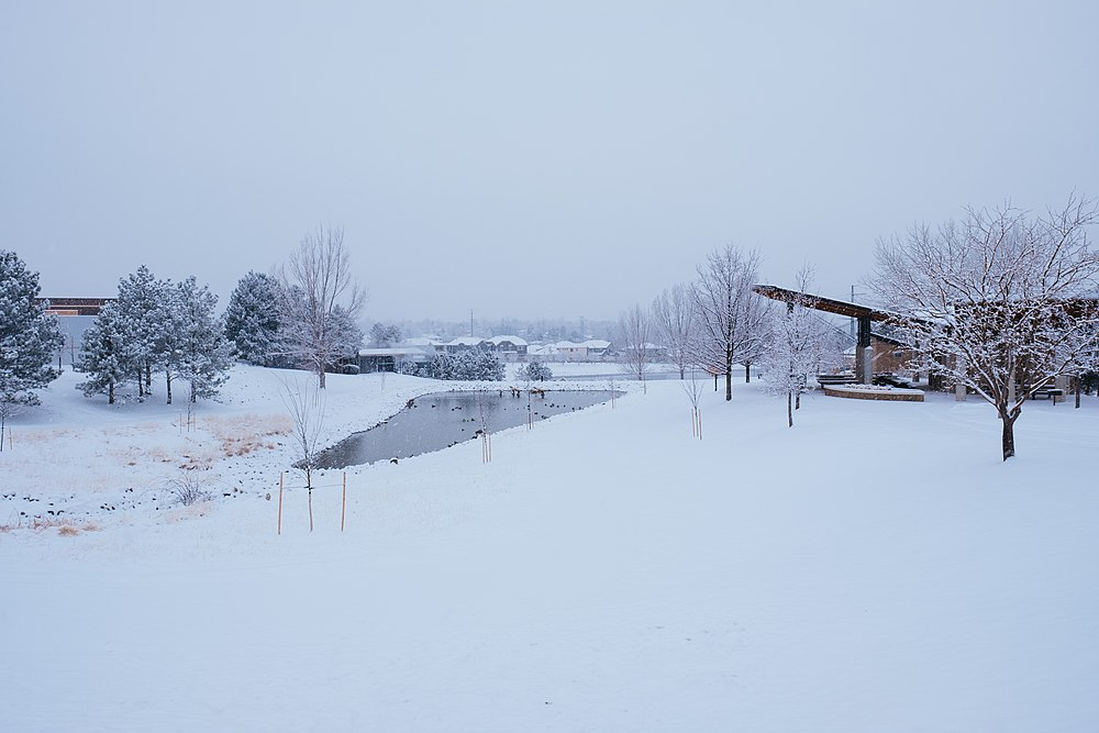 The population density of Greenwood Village in Colorado is 663.1 people per square kilometer (1717.02 / sq mi)