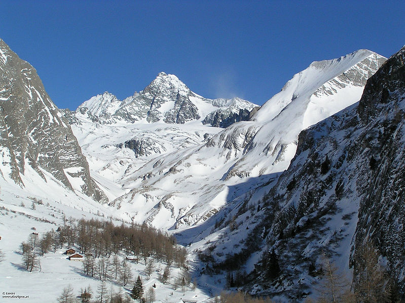 Plik:Großglockner from South.jpg