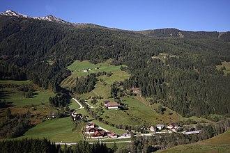 Sölk - Municipal part of Großsölk