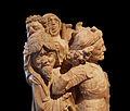 Groupe du centurion avec Nicodème et Joseph d'Arimathie-Musée de l'Œuvre Notre-Dame (1).jpg