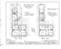 Grumblethorpe, 5267 Germantown Avenue, Philadelphia, Philadelphia County, PA HABS PA,51-GERM,23- (sheet 3 of 10).png