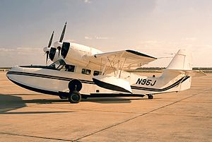 Grumman G-44 Widgeon (N95J)
