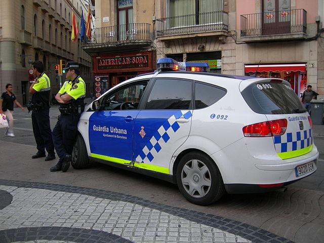 Полиция Каталонии ищет потенциального террориста, прибывшего из Марокко