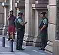 Guardia civil in Madrid 02.jpg