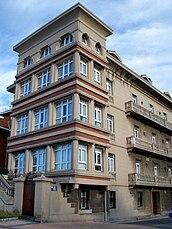 Edificio Cristina Etxea, Getxo (1894)