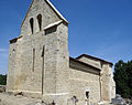 Gueyze (Sos) - Église Saint-Barthélemy -4.JPG
