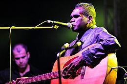 Gurrumul Yunupingu @ Fremantle Park (17 4 2011) (5648206079).jpg