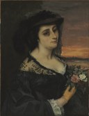 Gustave Courbet - Mme L... (Laure Borreau) - 1962.2 - Cleveland Museum of Art.tiff