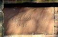Gwalia 1854 date stone.jpg