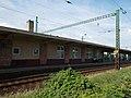 Gyömrő train station (N) in Hungary.jpg