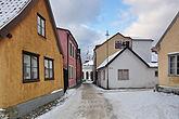 Fil:Hörnet Kanngjutaregränd Tunnbindaregatan Visby Gotland.jpg