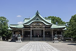 Hōkoku Shrine (Osaka).jpg