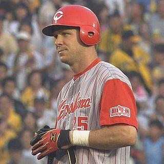 Scott Seabol American baseball player