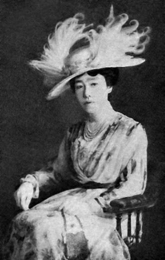 Prince Naruhiko Higashikuni - Image: HIH Princess Higashikuni Toshiko
