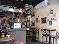 HK 西營盤 Sai Ying Pun 第二街 Second Street sidewalk shop cafe restaurant October 2018 SSG 01.jpg