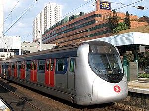 SP1900 EMU - Image: HK MTR East Rail SP1900