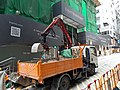 HK WC 灣仔 Wan Chai StarStreet 星街小區 永豐街 Wing Fung Street construction site Eight Star Street April 2021 SS2 04.jpg