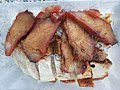 HK food rice box Siu Mei Char Siu Yuk pork meat April 2021 SS2 01.jpg