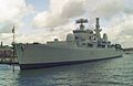 HMS Bristol (D23) Type 82 Destroyer 6.300 tons Royal Navy. (11598371113).jpg