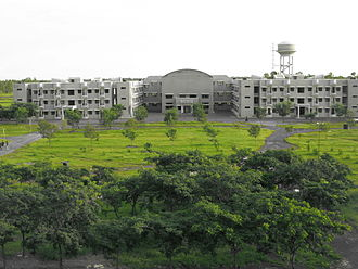 Hidayatullah National Law University - Halls of residence
