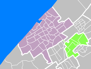 district of The Hague, Netherlands