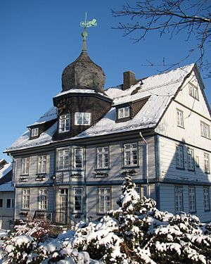 Hahnenklee - Former Town Hall